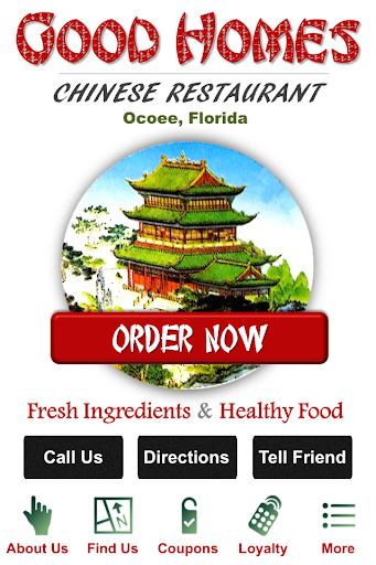 Good Homes Chinese - Ocoee FL