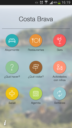 【免費旅遊App】Costa Brava Official-APP點子
