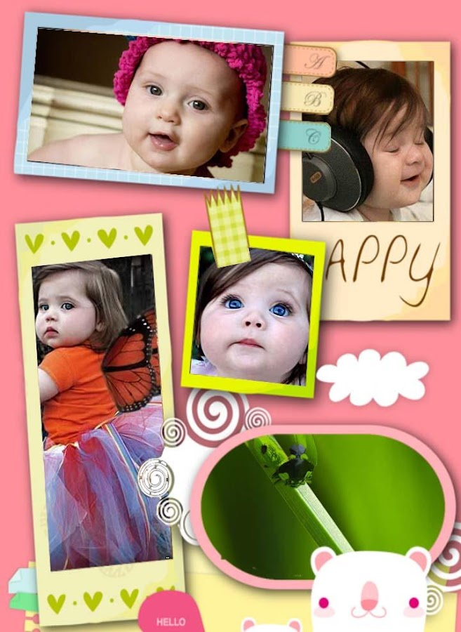 Photo Collage Maker High Resol - screenshot