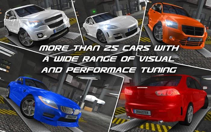 Drag Racing 3D v1 7 6 APK - Descargar Gratis - CelFull