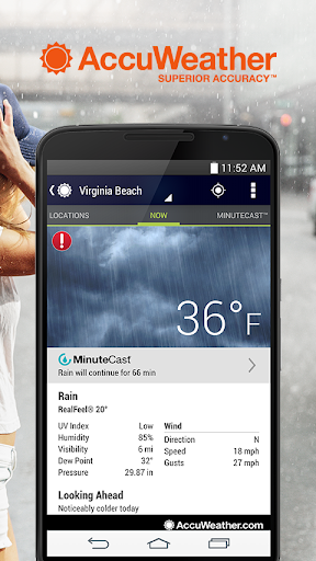 AccuWeather Platinum(有料)