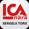 ICA Sergels Torg logo