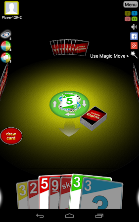 Crazy Eights 3D 1.0.0 screenshot 634042