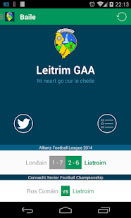Leitrim GAA- screenshot thumbnail