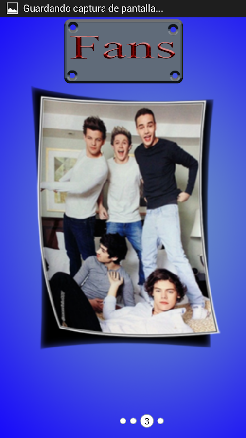 One Direction Fans Wallpaper - screenshot