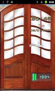 Use Door Lock Phone
