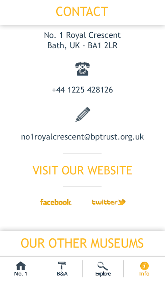 No 1 Royal Crescent Android Apps On Google Play