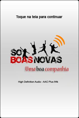 Radio Só Boas Novas - SBN