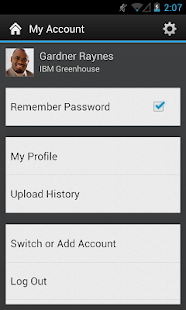 IBM Connections - screenshot thumbnail