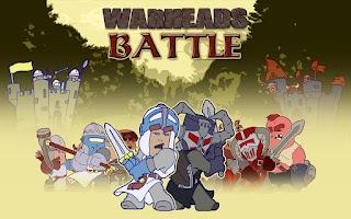 Screenshot of Warheads: Battle [RPG]