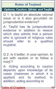 Practical Laws of Islam- screenshot thumbnail