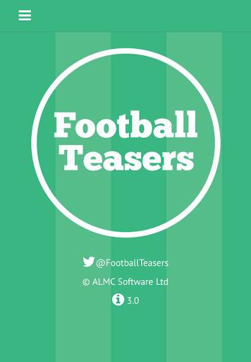 Football Teasers 3