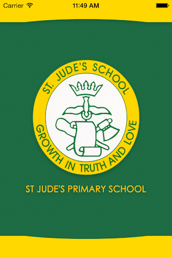 St Jude's PS Holder