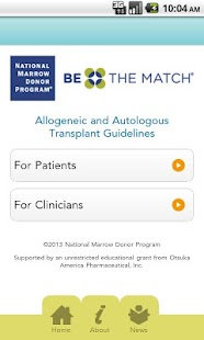 Transplant Guidelines - screenshot thumbnail