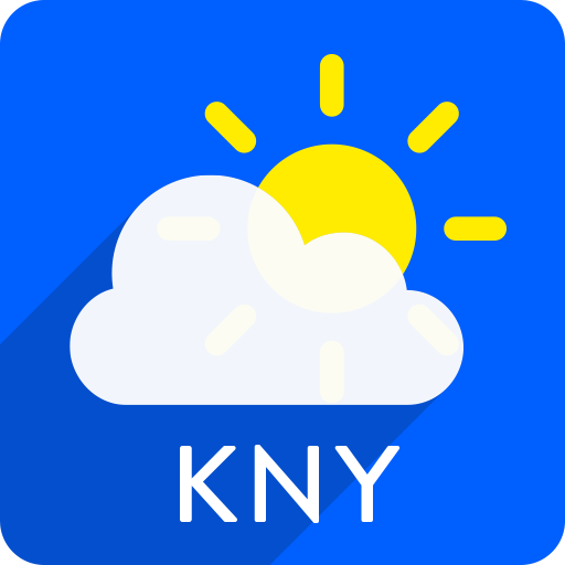 KNY 台灣天氣 Taiwan Weather 天氣 LOGO-玩APPs