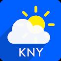 KNY - Logo