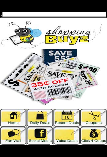 Shopping Buyz Daily Deals