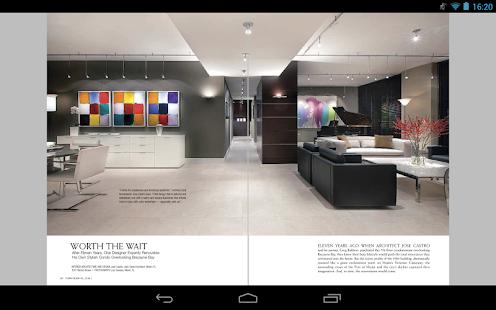 Florida Design Magazine Screenshot Thumbnail