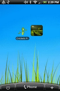 Crickets- screenshot thumbnail