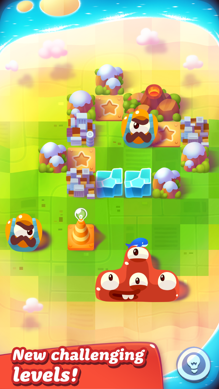 Pudding Monsters Premium screenshot #13