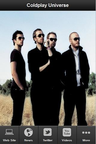 Coldplay Universe