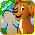Animal Puzzle for Kids - NoAds icon