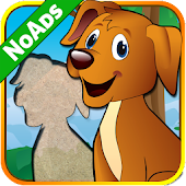 Animal Puzzle for Kids - NoAds