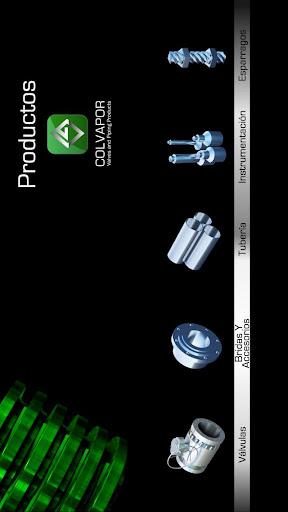 COLVAPOR TABLET 1.2 screenshots 1