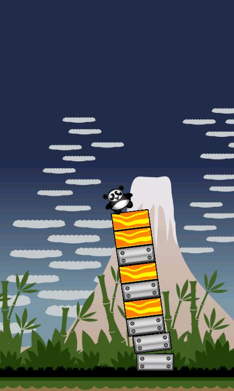 Shaking Tower Panda (Ad-Free)- screenshot