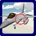 F16 Shooting icon