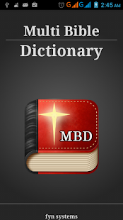 Bible Dictionary 8 in 1