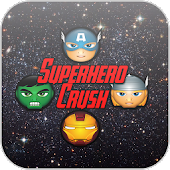 Super Hero Crush Match 3 Free
