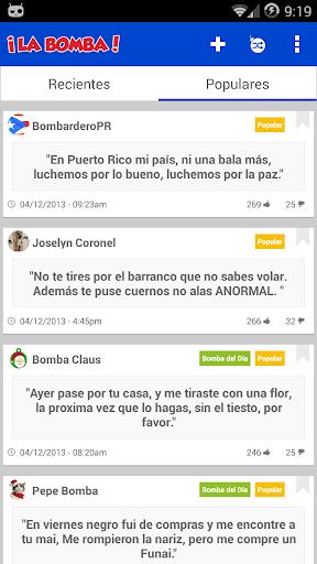 【免費娛樂App】La Bomba-APP點子