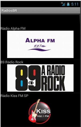 Radios BR