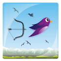 Hunt Birds With Arrow & Bow icon