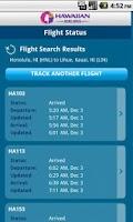 Screenshot of Hawaiian Airlines