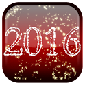New Year Fireworks LWP 2016 icon