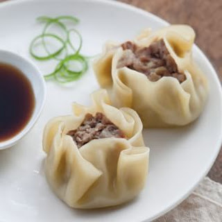 Shrimp and Pork Shumai