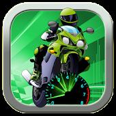 City Moto Race - Fun Game