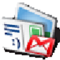 SMS Backup (Gmail) logo