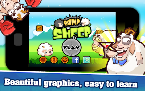 Bump Sheep - screenshot thumbnail
