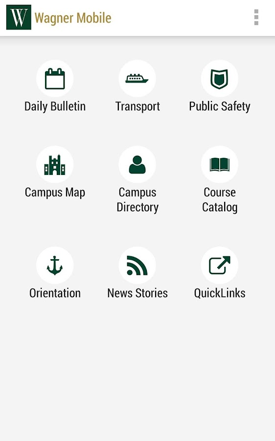 Wagner Mobile- screenshot