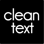 Clean Txt Theme GO Launcher EX