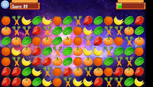 Fruit puzzle Mania