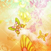 Butterfly Dream, Theme 480x800