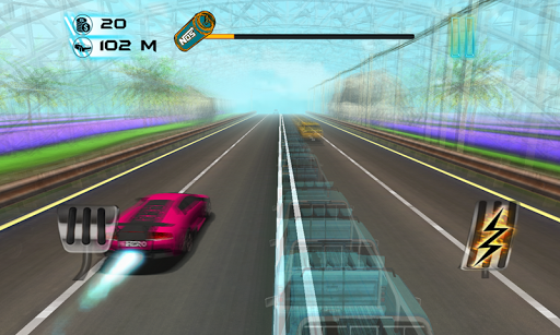 Top Highway Racing-Speed Car