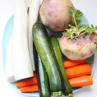 Vegetable Latkes Recipe