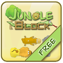 Jungle Block FREE logo