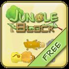 Jungle Block FREE icon