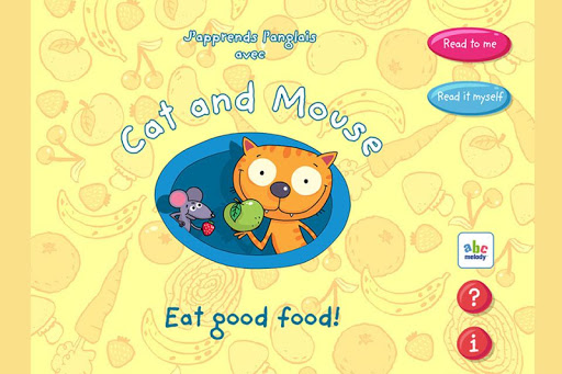 Cat Mouse - Eat Good Food